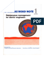 ORN 01 - Maintenance Management for District Engineers_Old