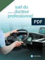 Manuel du conducteur prof