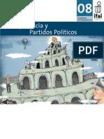 IFAI 8 Trans Par en CIA y Partidos Politicos