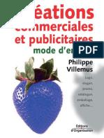 Création commerciale et publicitaire - Philippe Villemus.pdf