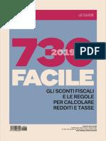 Il Sole 24 - Le Guide - 730 2019 Facile - Gli sconti fiscali e le regole per calcolare redditi e tasse - 17 Aprile 2019.pdf