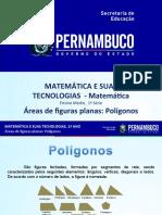 Áreas de figuras planas Polígonos.ppt