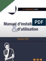 Manuel d'Installation Billi