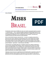 Artigo_Amas e liberdade_MISES BRASIL