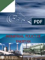 indusrtypolicyofpakistan-1