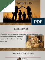 Familienwerte in Israel