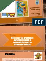 Clase 2 Historia Noviembre Los Incas 4toA Economía Inca