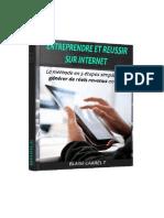 Entreprendre _ Reussir sur internet