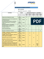 PLANIFICADOR DE LA SEMANA 34 DPCC