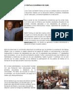 Artículo Ventaja académica de Cuba (2)