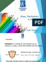 area-perimetro-e-volume