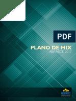 PLANO DE MIX shopping _ Abrasce