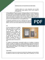 COMPONENTES PRINCIPALES PAR LA ACTUALIZACIÓN DE UN COMPUTADOR