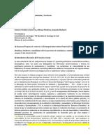 Documento de Trabajo Autoreconocimiento