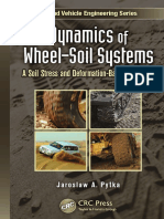 Dynamics Of Wheel–Soil Systems - A Soil Stress And Deformation-Based Approach, 2013