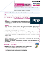Ficha 2 Exp 2 Comunicación Cuarto Grado - Nov 2020