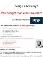 How to Design a Brewery Wie Designt Man Eine Brauerei
