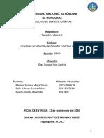 informe sobre como llevar un contrato de trabajo