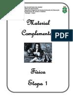 Fisica - Etapa 1 - Material Complementar