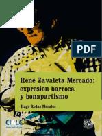 Rodas Morales, Hugo - René Zavaleta Mercado. Expresión barroca y bonapartismo
