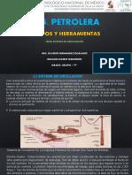 EUIPOS Y HERRAS.SISTEMA DE CIRCION