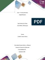 English Phonetics_Task 3_Transcription Exercises