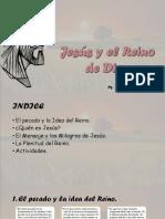JESUS Y EL REINO DE DIOS.pdf