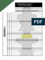 Estudo Guiado Java Fundamentos 2