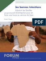 MODO Family Forum 02-2020 Au-Delà Des Bonnes Intentions