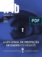 Boletim do IRIB 341 - LGPD e os Registros Públicos