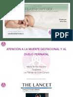 10. Atención a la muerte y el duelo perinatal