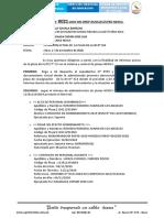 MODELO DE INFORME UGEL