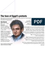 Biographical Profile of Wael Ghonim