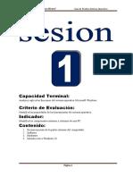 FICHA DE PRACTICA N°-1 ARQUITECTURA DE PC