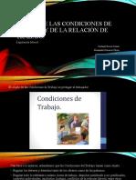OBJETO DE LAS CONDICIONES GENERALES DE LA RELACIÓN
