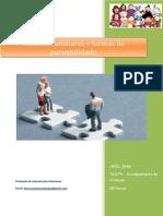 UFCD_9186_Modelos Familiares e Formas de Parentalidade_índice