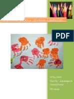 UFCD_4264_Expressão Plástica - Técnicas e Materiais_índice