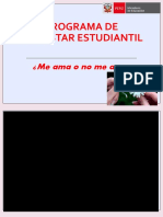 2° SESION PROYECTO ME AMAS O NO ME AMAS