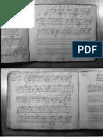Lute pieces in D major