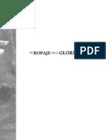 El Ropaje de La Gloria - Indice