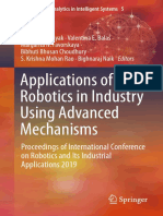 Applications of Robotics in Industry Using Advanced Mechanisms Proceedings of International Conference on Robotics and Its Industrial Applications 2019 by Janmenjoy Nayak, Valentina E. Balas, Margarit (z-lib.org).pdf