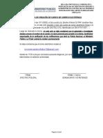 ACTA DE CREACIÓN DE CUENTA DE CORREO ELECTRÓNICO1