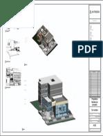 proyecto vivienda - Plano - A105 - Sin nombre
