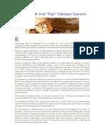 Biografia de Jose Martinez Queirolo