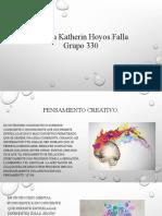 Pensamiento creativo y entrenamiento cognitivo. (1)