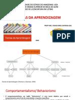 03  Teorias da aprendizagem