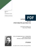 Praktikumsskript_FS2020