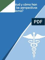 PDF_Qué Es La Salud y Cómo Han Cambiado Las Perspectivas Sobre La Misma