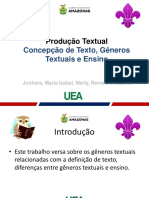Seminário-Produção de Textos