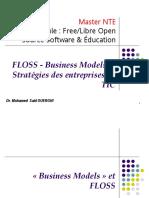 Ch04- Business Model  Stratégies Open Source